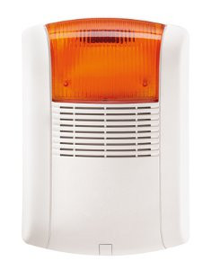 ABUS Außensirene orange