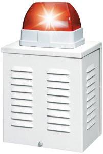ABUS Außensirene + Blitzlicht